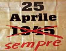Calendario delle iniziative dell'Isrec per il Settantesimo