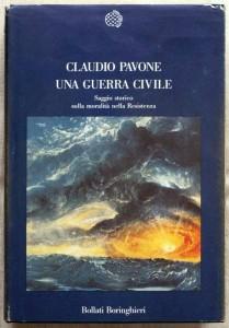 copertina libro Claudio Pavone