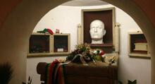 L'inglorioso museo di Predappio